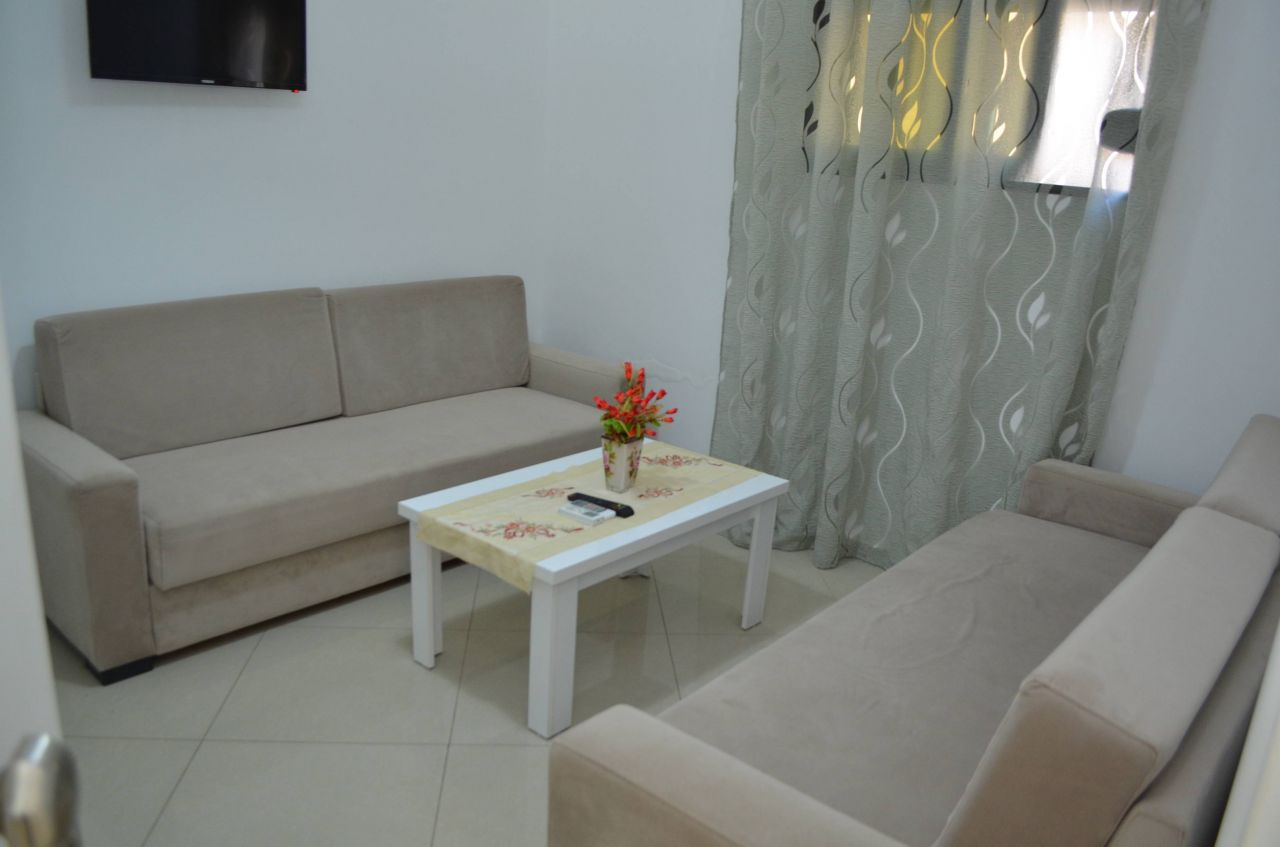 Studio Apartment for RENT in Saranda . Rent apartment in Albania.