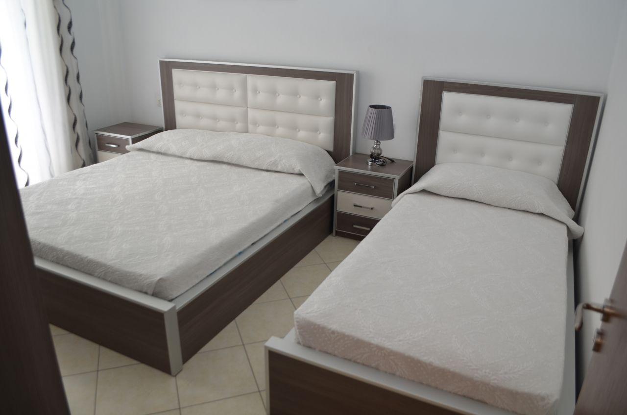 HOLIDAY APARTMENT IN ALBANIA. APARTMENT FOR RENT IN SARANDA