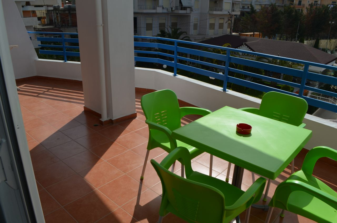 HOLIDAY APARTMENT IN ALBANIA. APARTMENT FOR RENT IN SARANDA