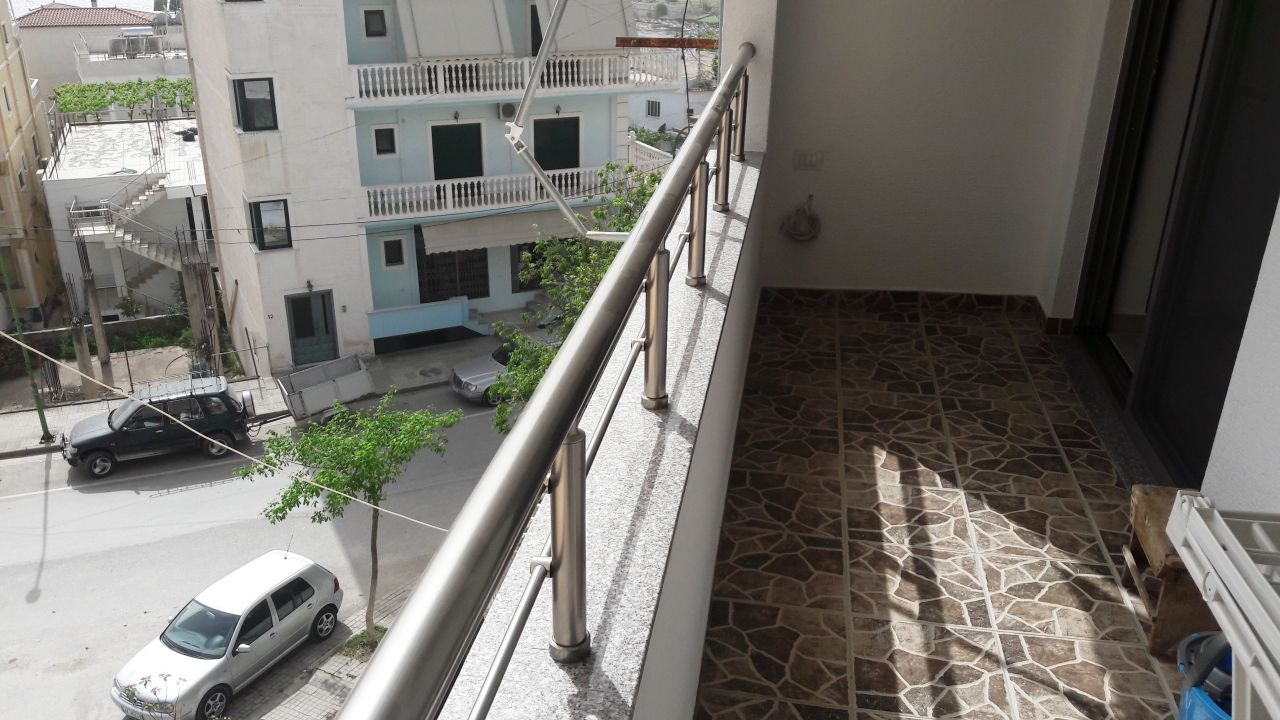 Holiday Apartment for Rent in Saranda City