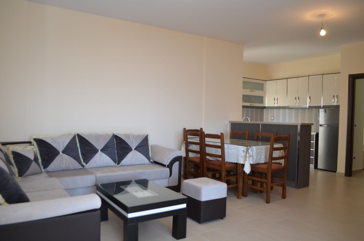 RENT HOLIDAY APARTMENT SARANDA. FAMILY ACCOMMODATION FOR SIX