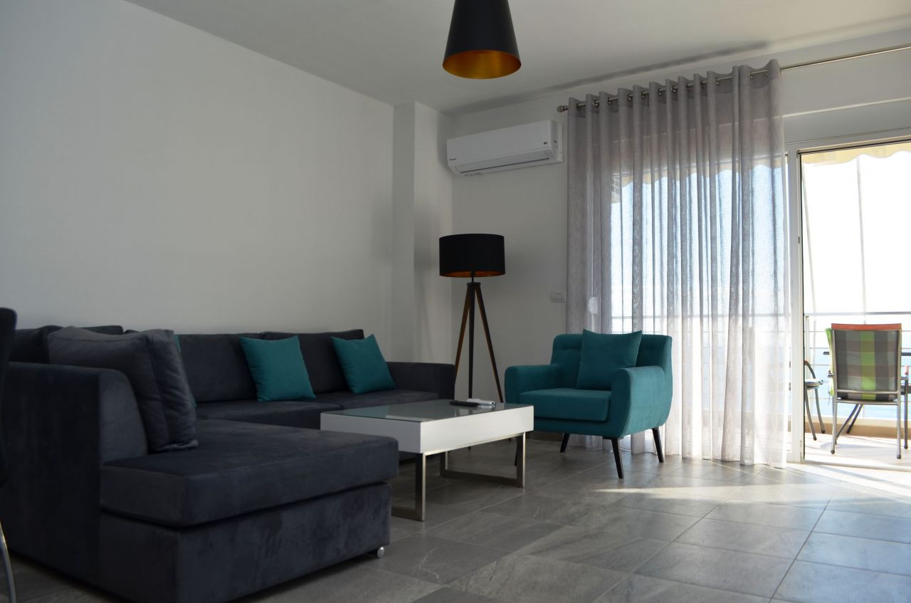 Rent Wonderful Vacation Apartments In Saranda