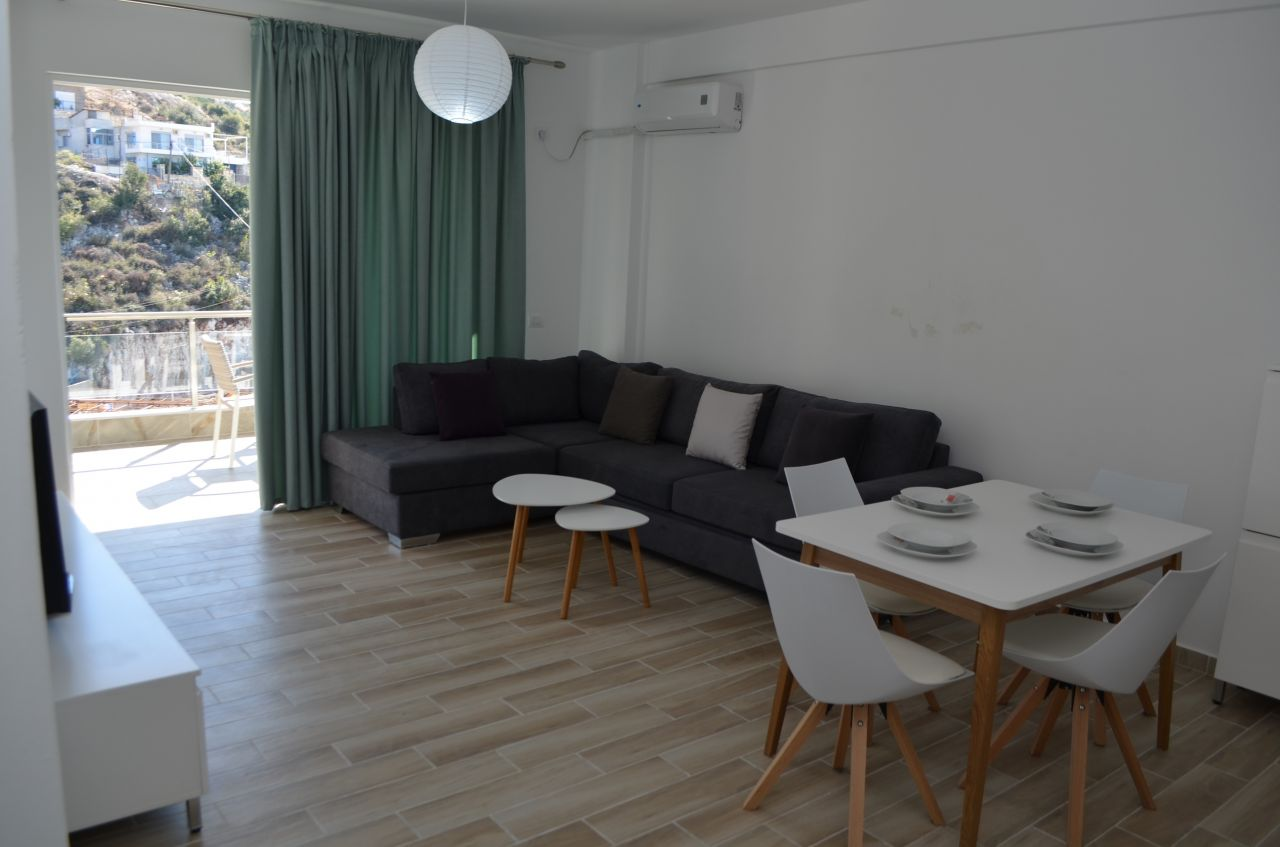Holiday Apartment In Saranda For Rent