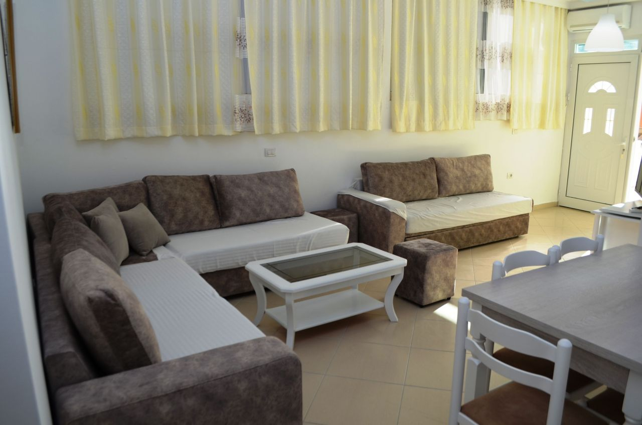 APARTMENTS IN SARANDA. APARTMENTS FOR RENT IN SARANDA