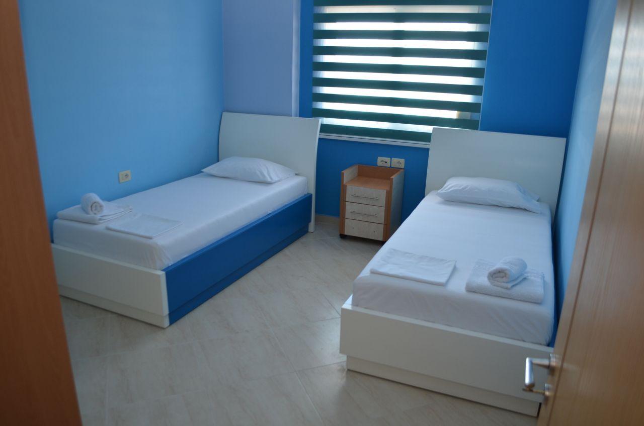 APARTMENT FOR RENT IN SARANDA. VACATION APARTMENTS IN ALBANIA