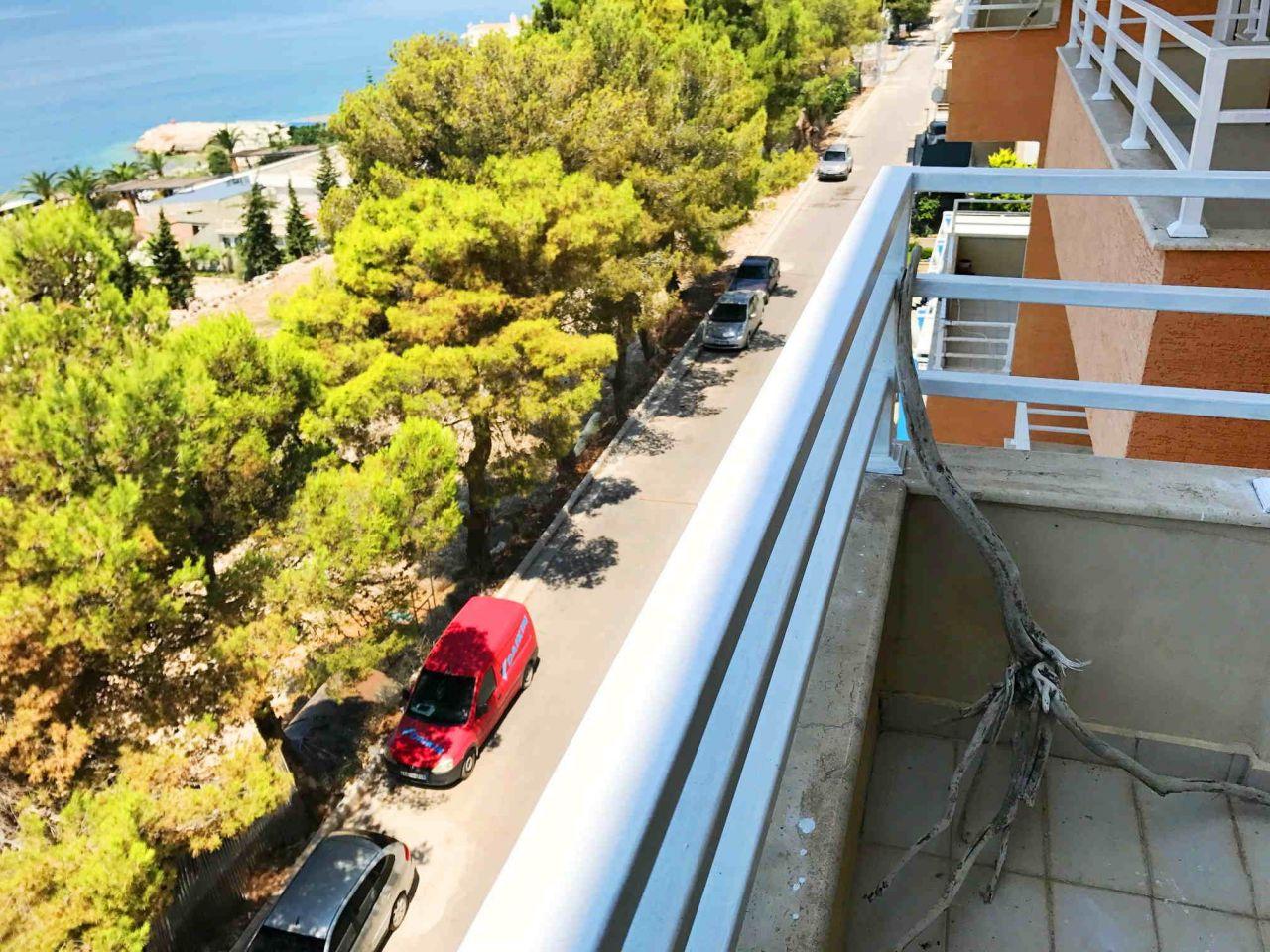 Sea View Saranda Apartment For Sale