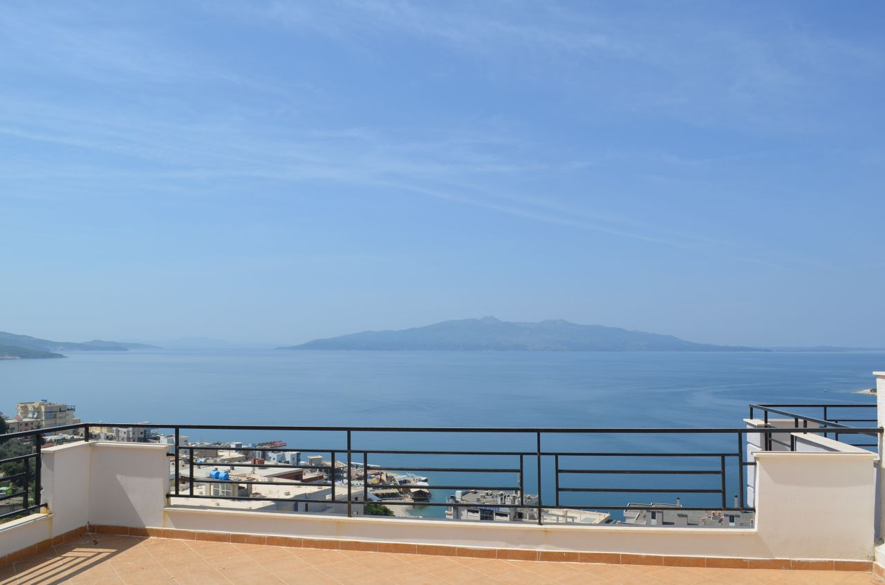 apartment for sale in Sarande, albania
