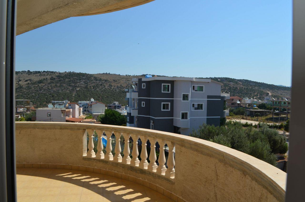 APARTMENTS IN KSAMIL- SARANDA. APARTMENTS FOR SALE IN ALBANIA