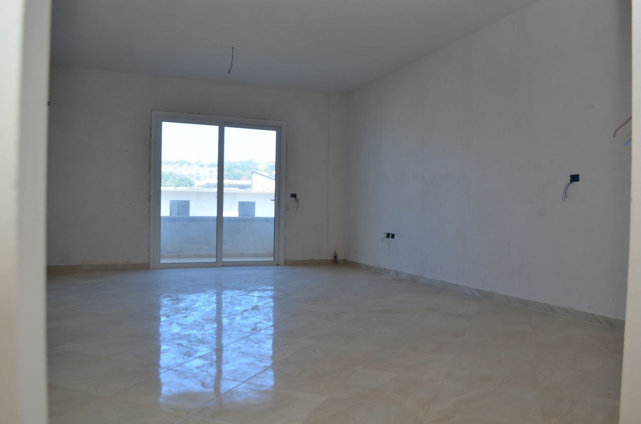 APARTMENTS IN KSAMIL. APARTMENTS FOR SALE IN ALBANIA
