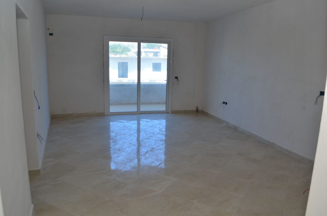 APARTMENTS IN KSAMIL-SARANDE. APARTMENTS FOR SALE IN ALBANIA
