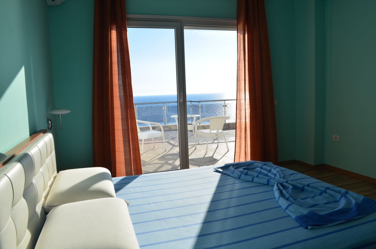 Penthouse for Sale in Saranda for summer holidays in the beach