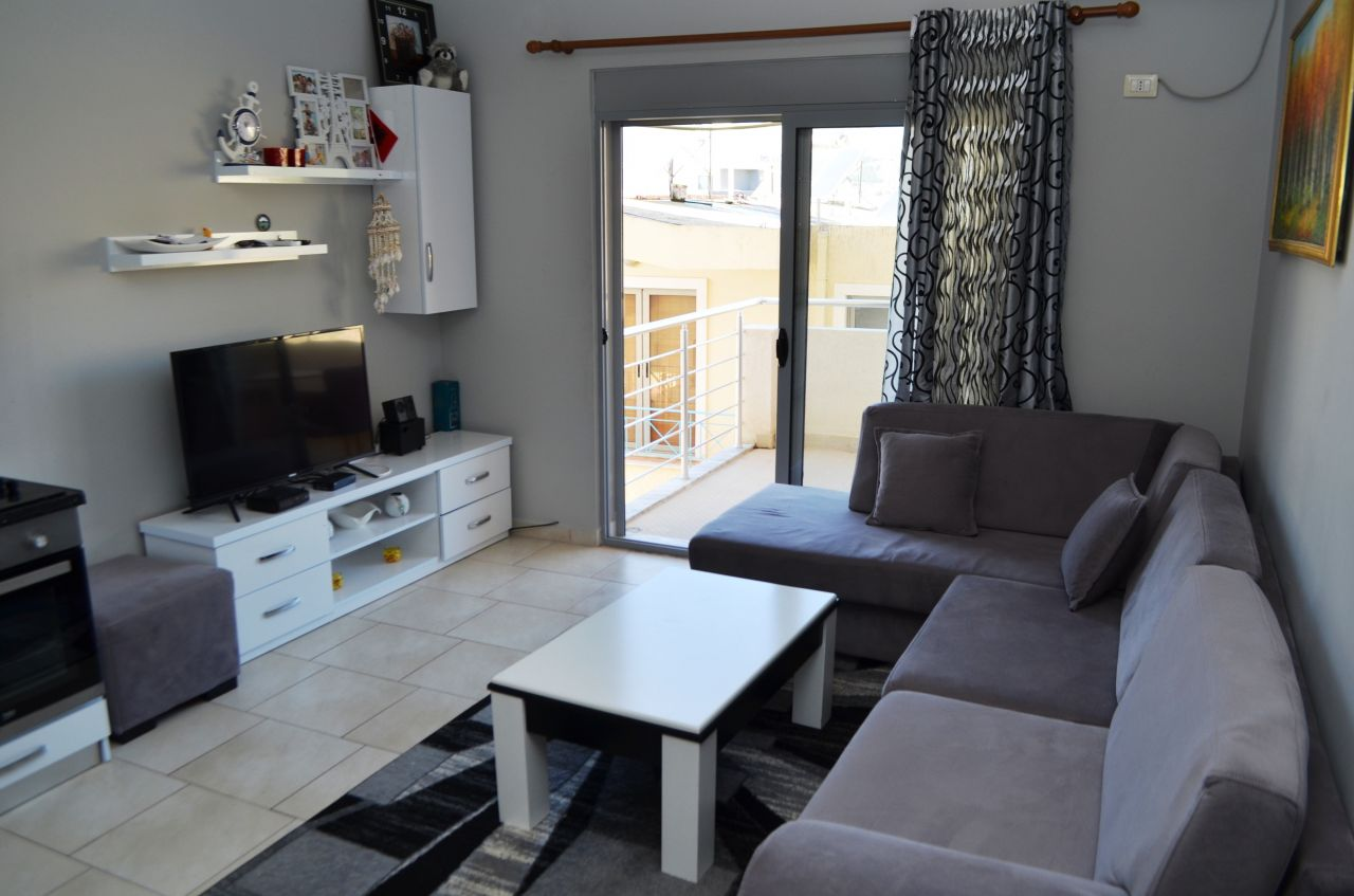 One Bedroom Apartment For Sale In Saranda