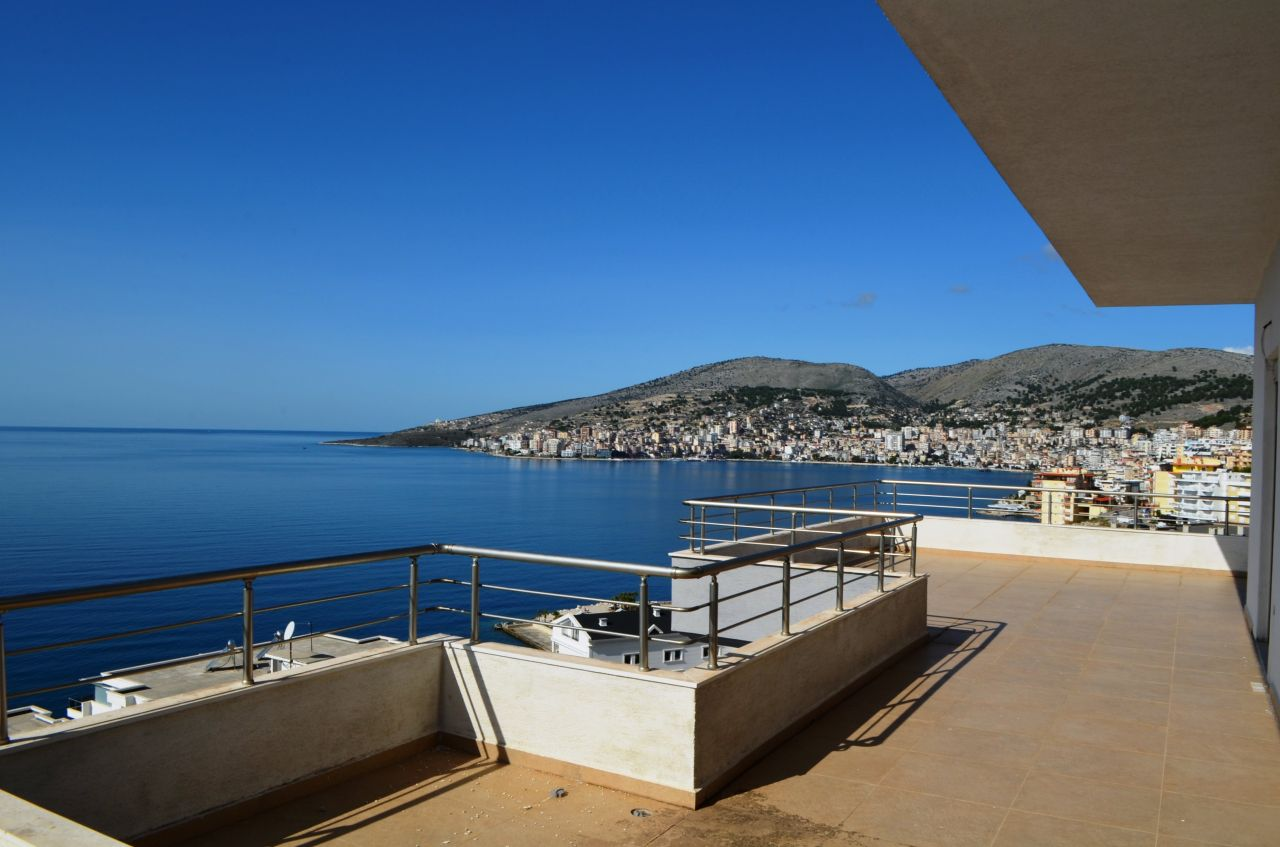 PENTHOUPENTHOUSE FOR SALE IN SARANDE ALBANIA.