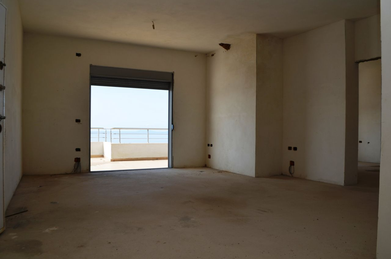 PENTHOUSE FOR SALE IN SARANDE ALBANIA.