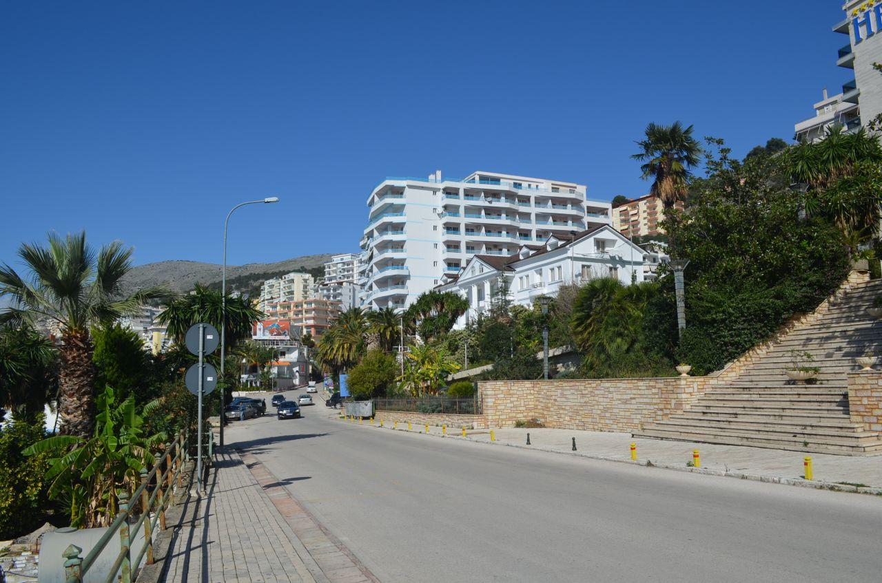 buy albania apartments in saranda next to the beach in beautiful saranda