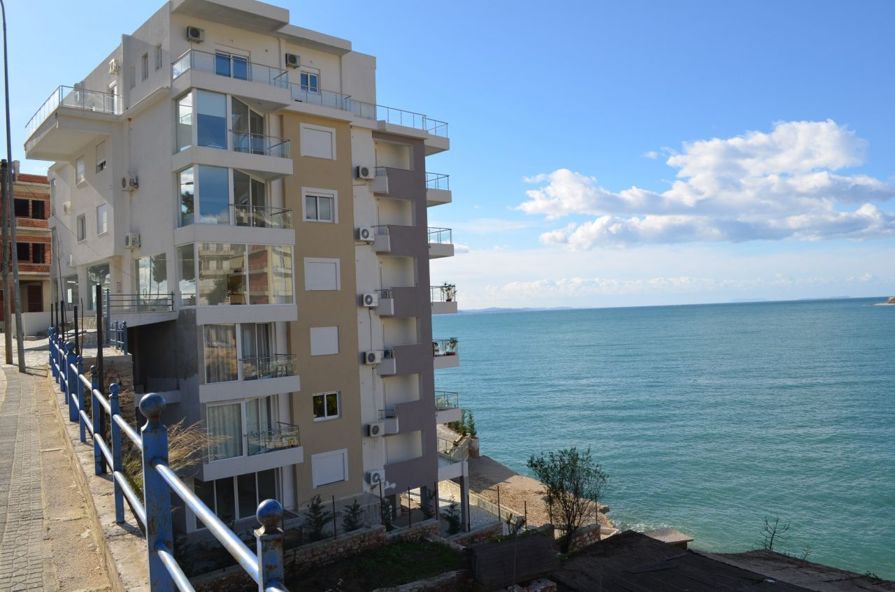 Penthouse apartment for sale in Saranda
