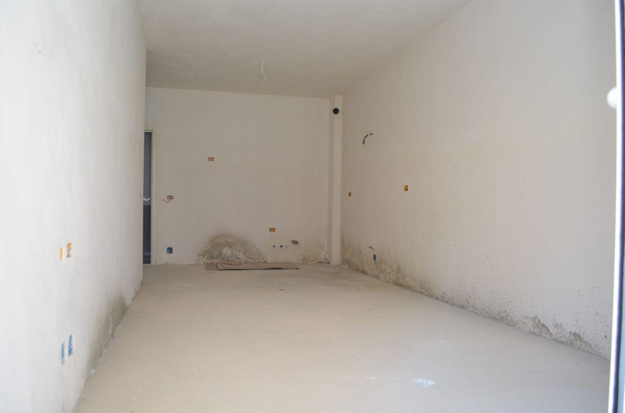 Albania Real Estate. Apartment in Saranda for Sale