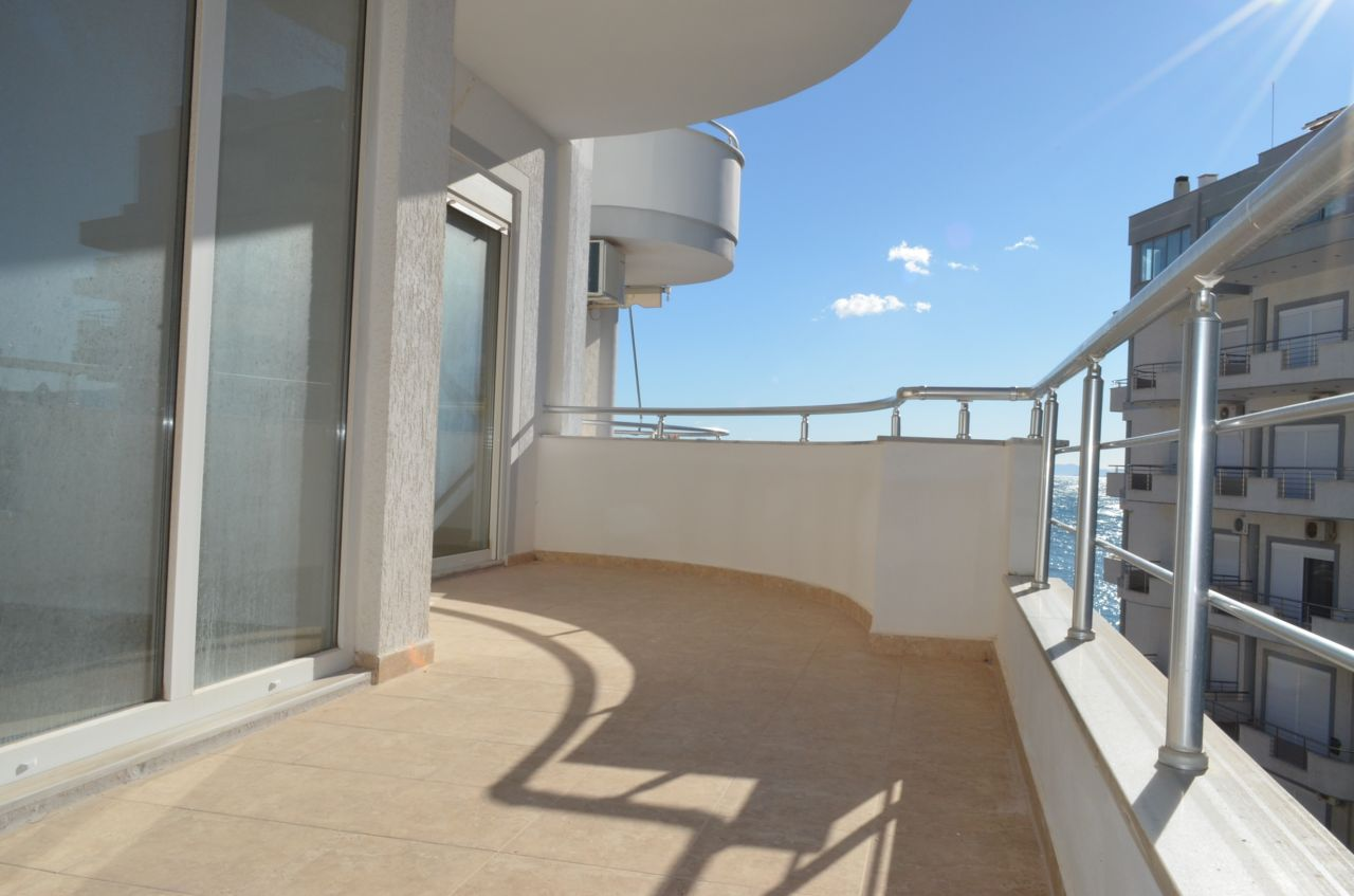 Apartment for sale in Saranda, Albania. Sea view apartments.