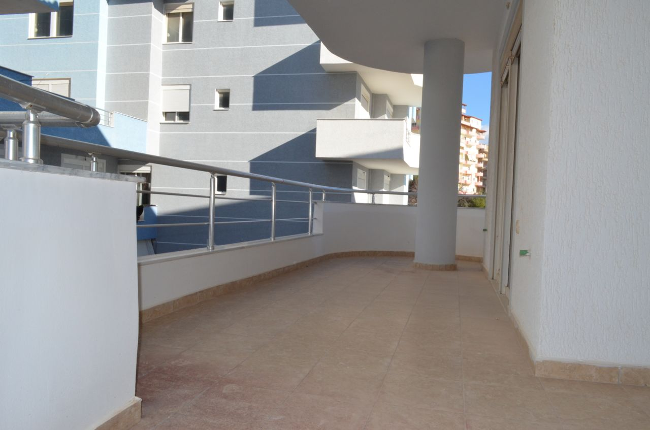 Albania Real Estate in Sarande. Front Line Apartments for Sale in Saranda