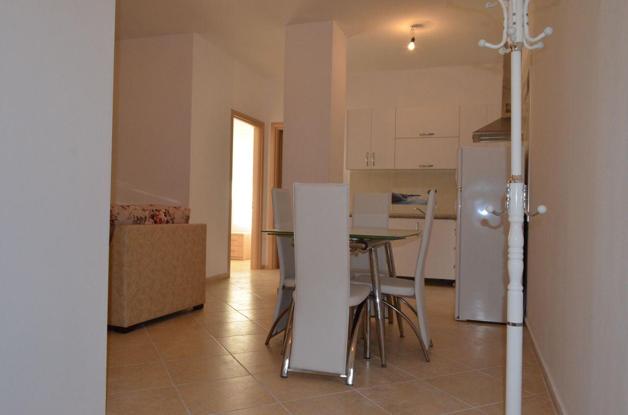 apartments in sarande nicely furnished and ready to move in
