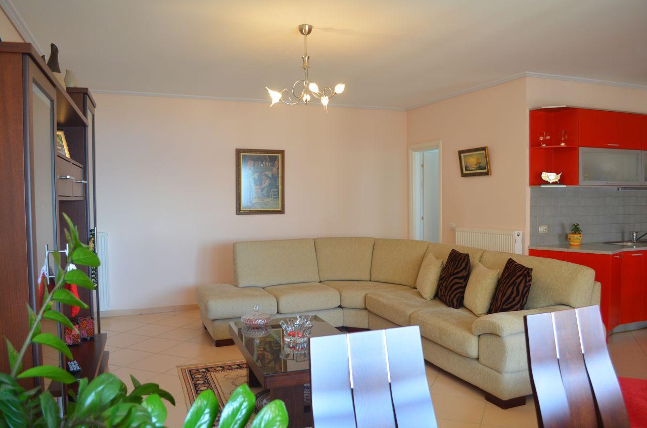 Appartamento a Saranda. Immobiliare in Albania Vicino al Mare