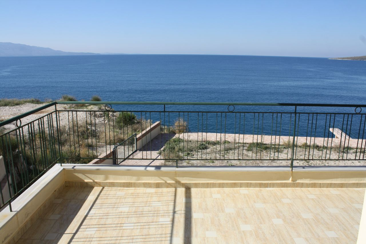 FInished Apartments in Saranda. Front Line Apartments in Saranda For Sale