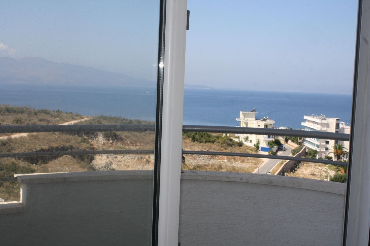PROPERTY IN ALBANIA. APARTMENTS IN SARANDA FOR SALE NEXT TO IONIAN SEA