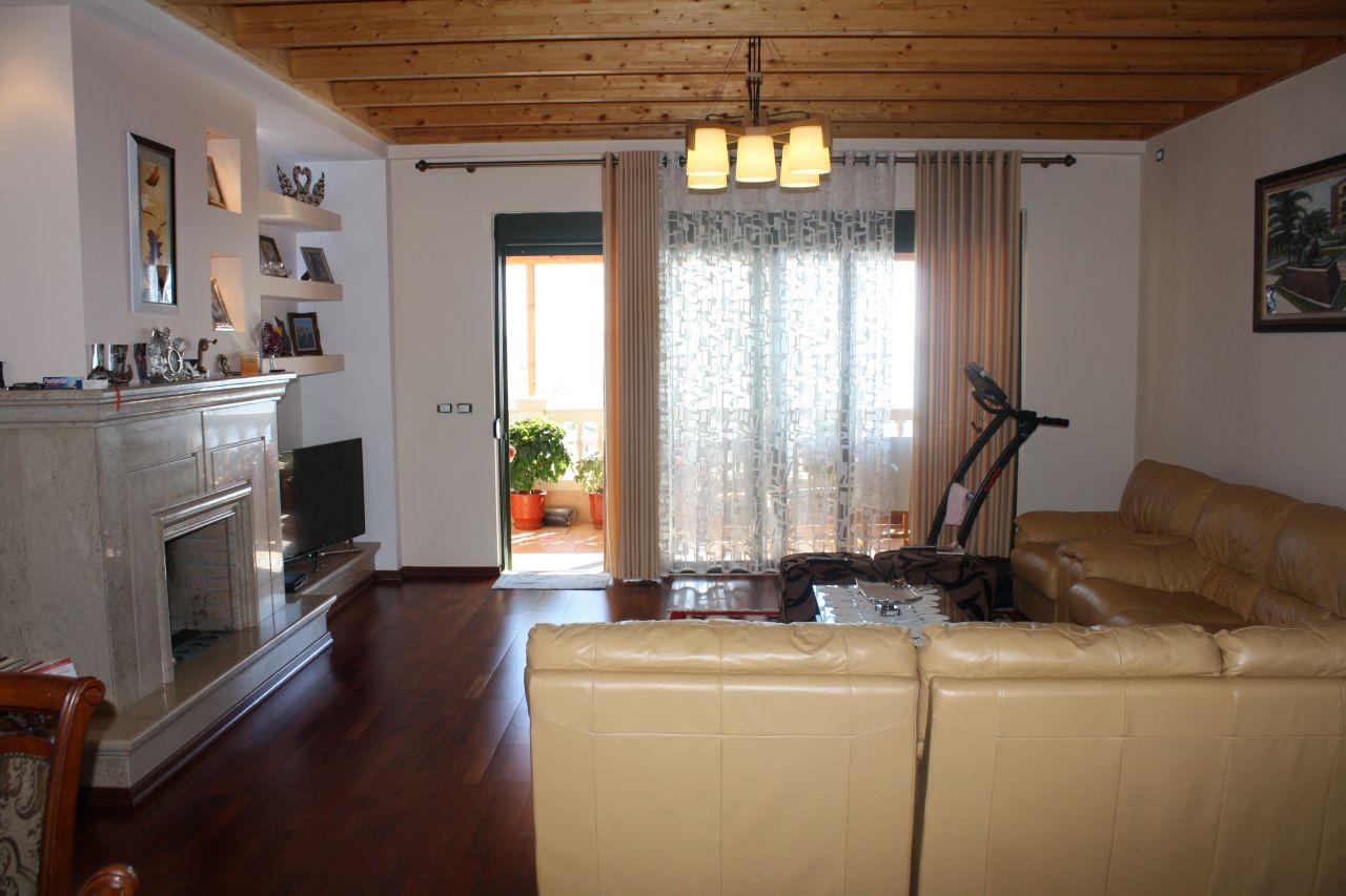 Wonderful Villa in Saranda for Sale. Villa in Stone in Albania