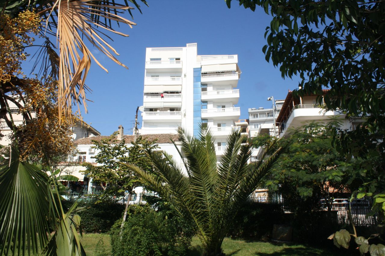 Apartments in Saranda City Center. Apartments with Sea View in Saranda