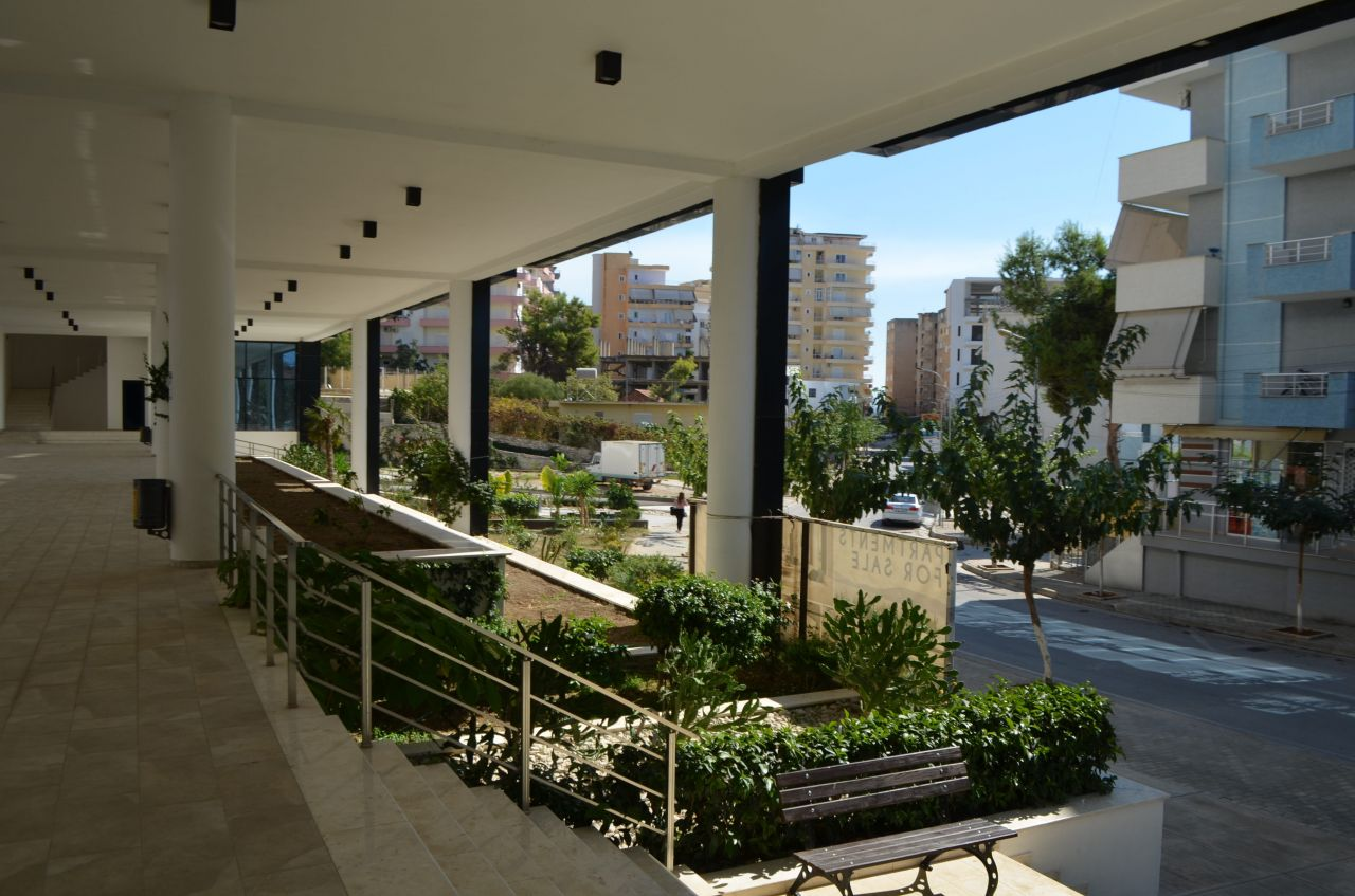 Penthouse For Sale In Saranda Albania With A Sea View
