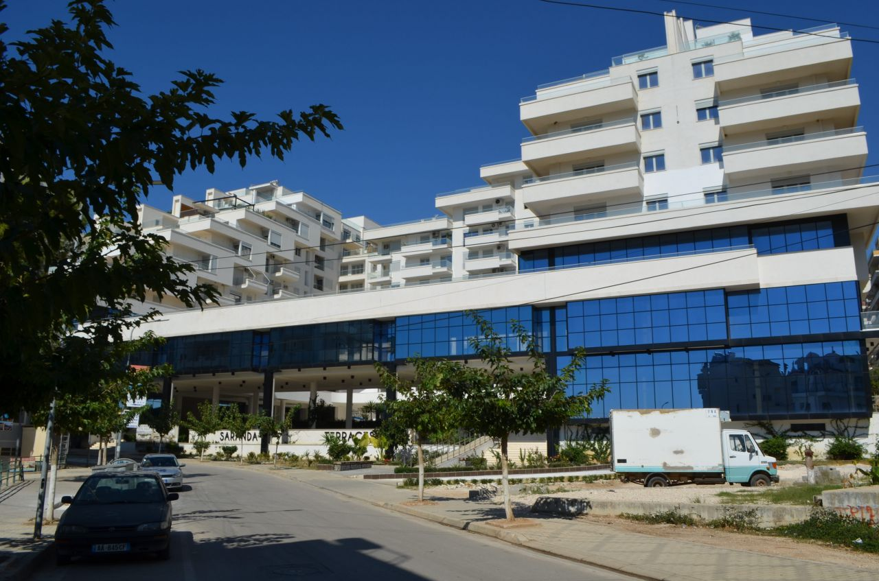 Finished Apartments in Saranda for Sale. Property in Albania