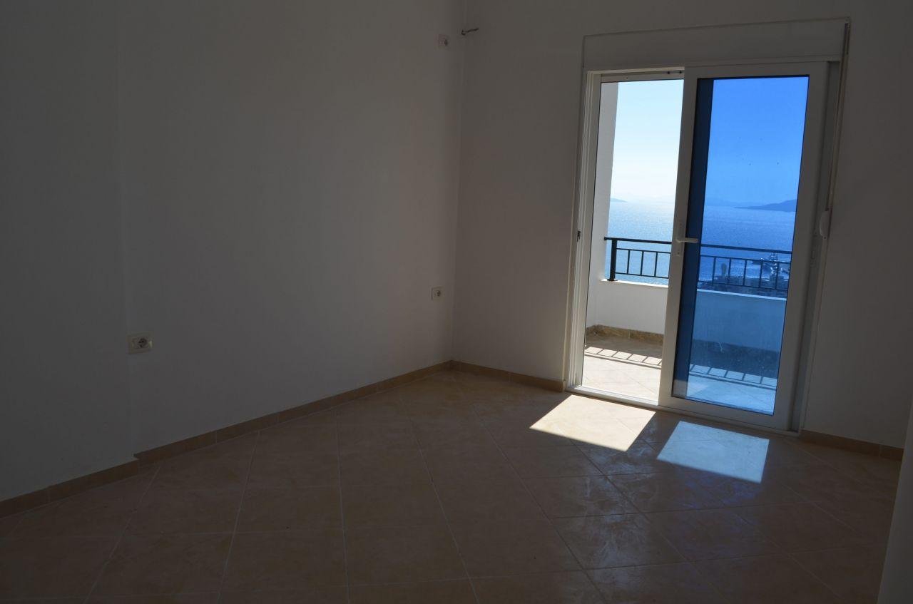 Two bedroom apartment  APARTMENTS FOR SALE IN SARANDA, ALBANIA.