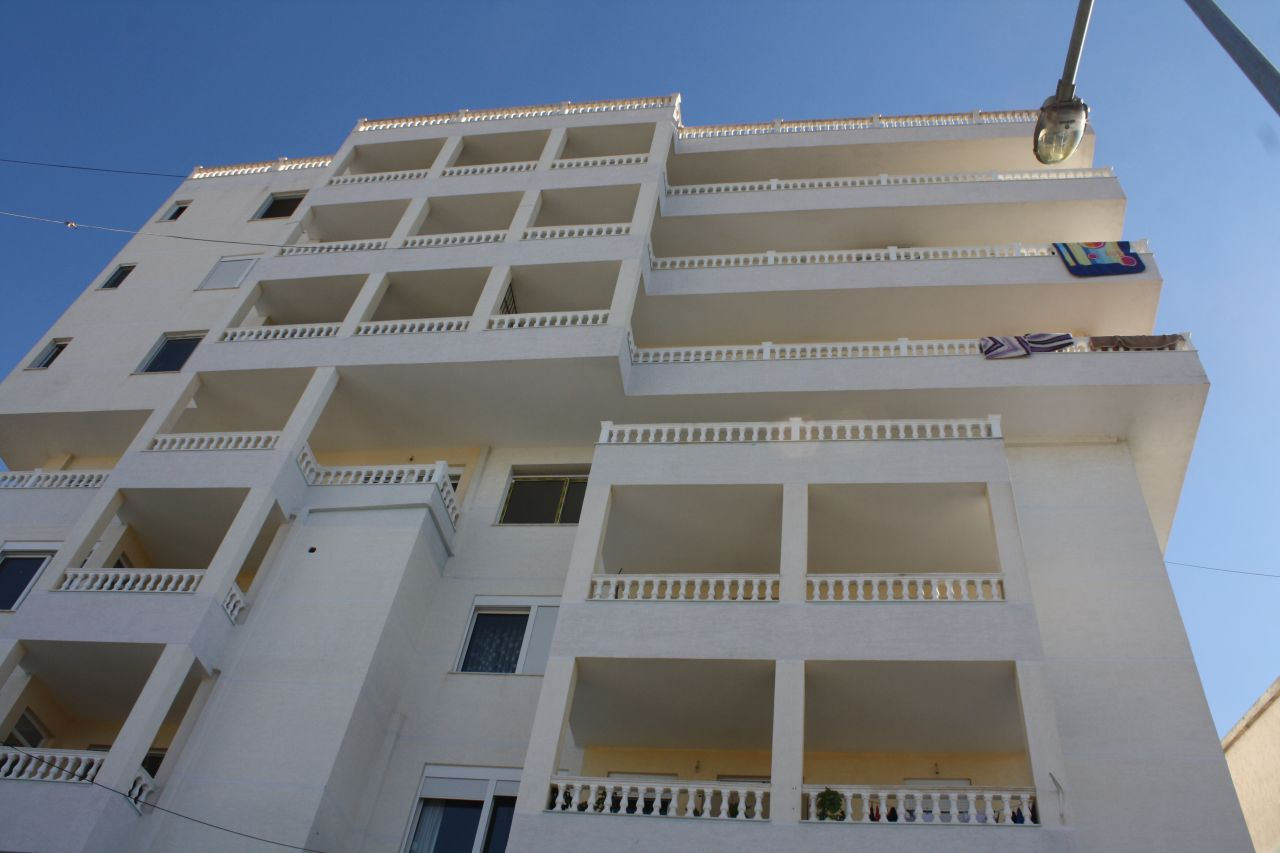 ONE BEDROOM APARTMENT IN SARANDA FOR SALE. APARTMENTS FOR SALE IN ALBANIA
