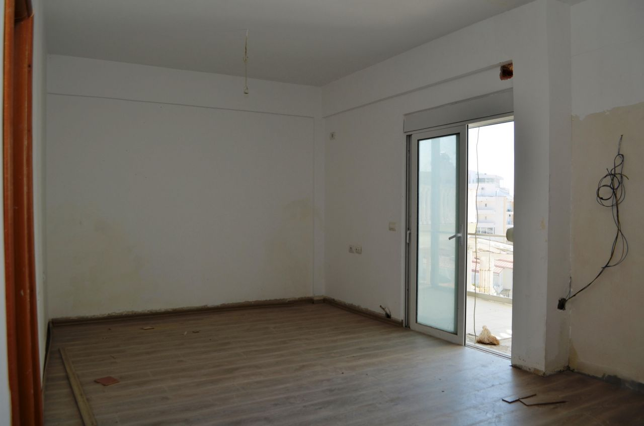 One bedroom Apartment for Sale in Saranda. Apartments for Sale in Albania