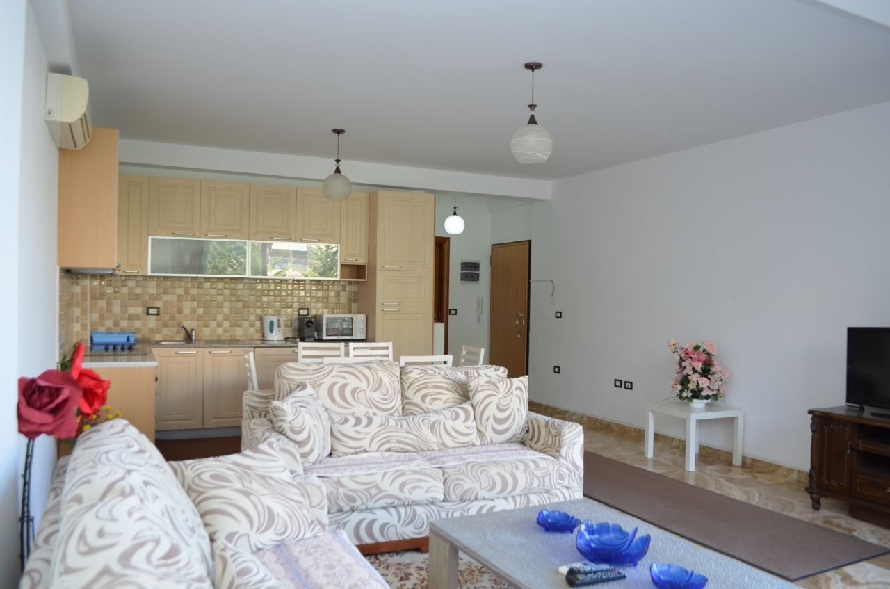 Apartment for sale in Albania. Sea view apartments for sale in saranda