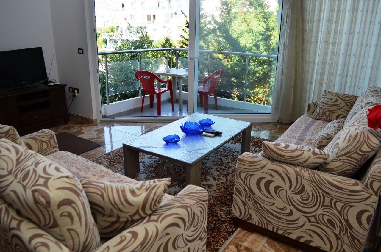 Apartment for sale in Albania. Sea view apartments for sale in saranda