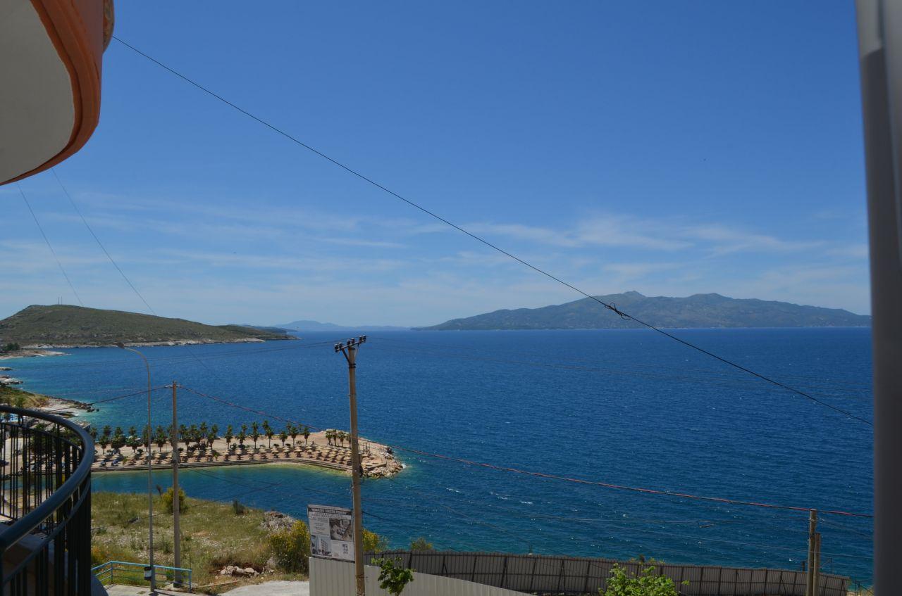 APARTMENT FOR SALE IN SARANDA. SEA VIEW APARTMENTS FOR SALE IN ALBANIA