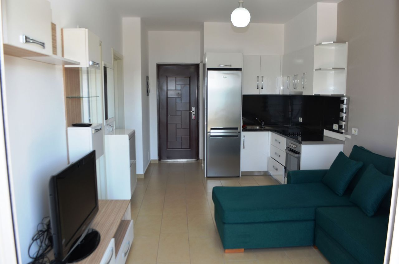 APARTMENTS IN SARANDA FOR SALE. FRONT LINE APARTMENTS