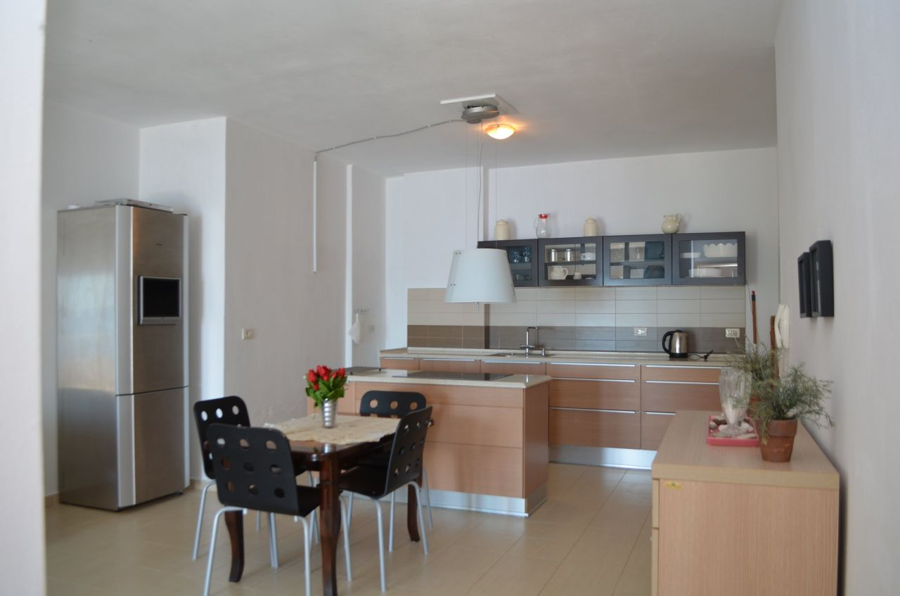 Fully Furnished Apartment In Saranda