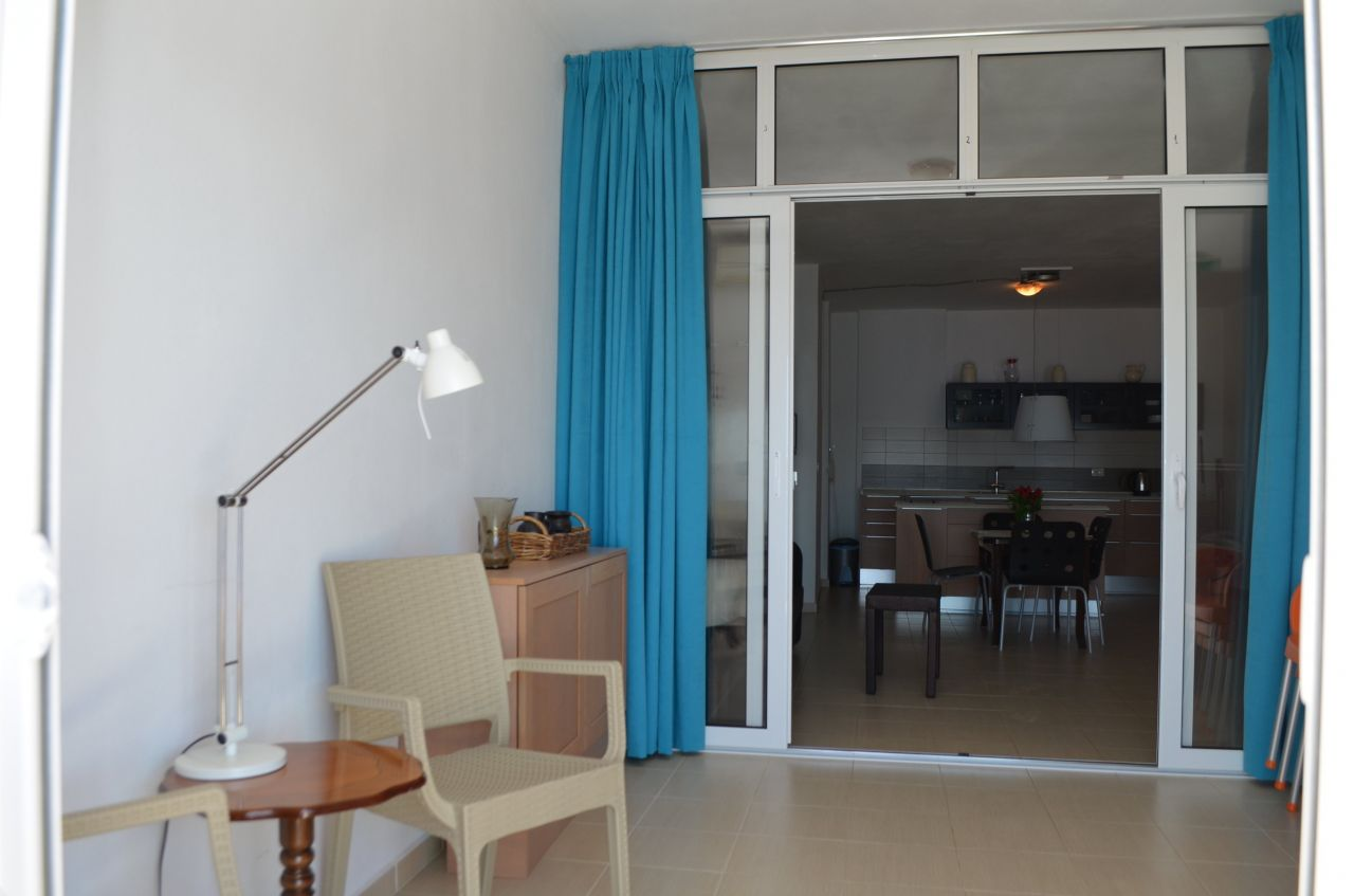 Fully Furnished Apartment In Saranda