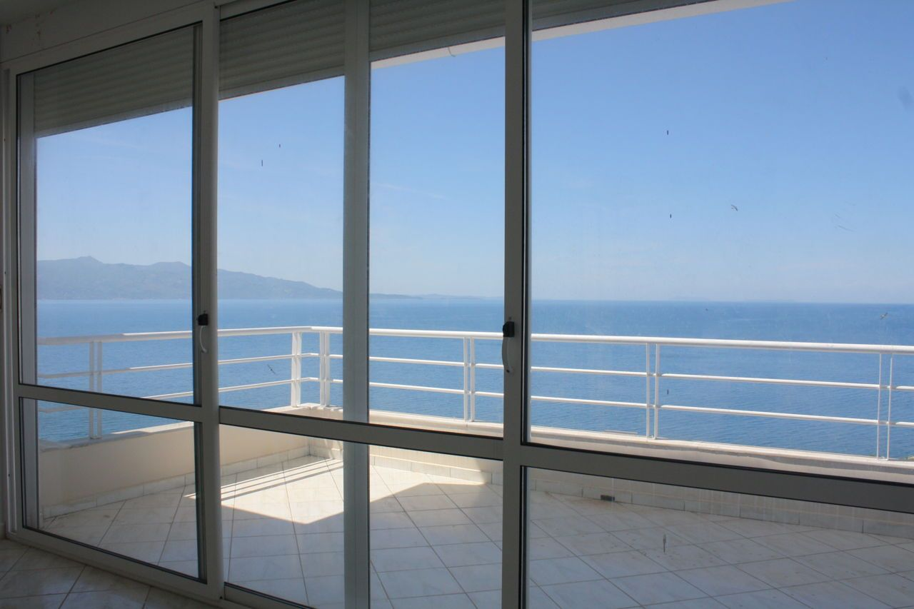 Penthouse for sale in Saranda Albania