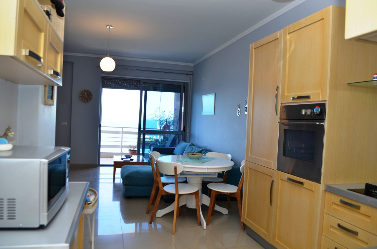 Apartment for sale in saranda. One bedroom apartment for sale in albania