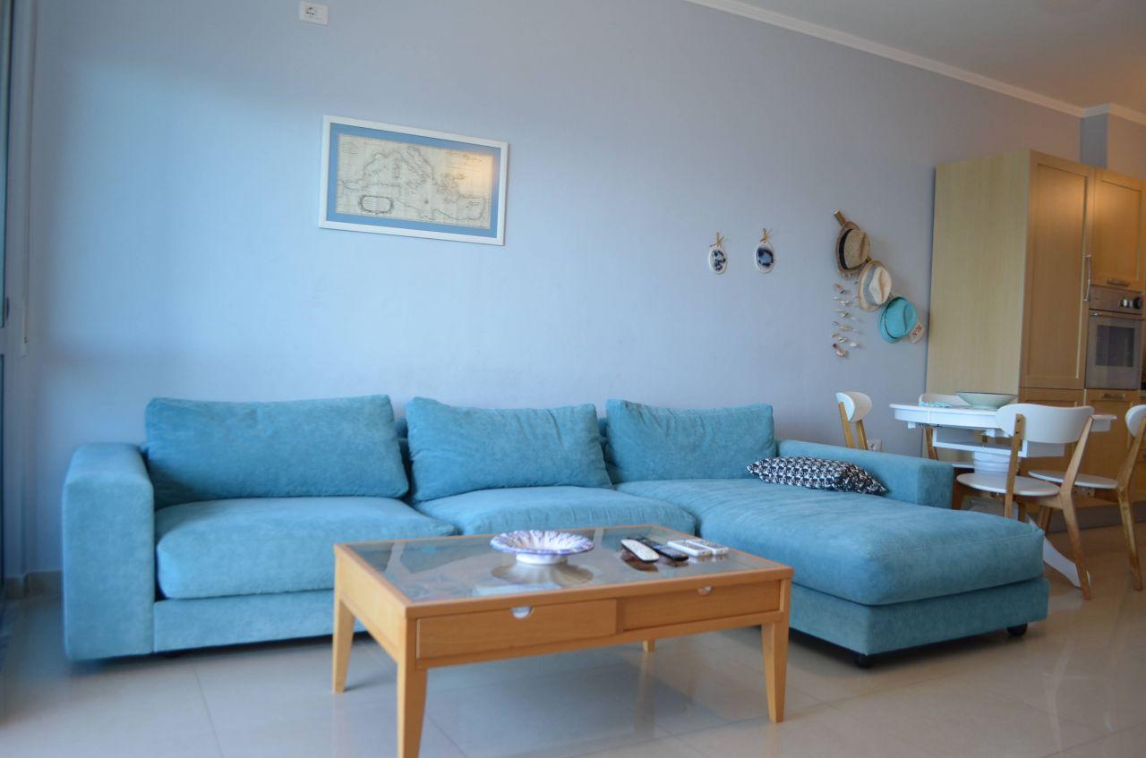 Apartament ne Sarande Prane Detit
