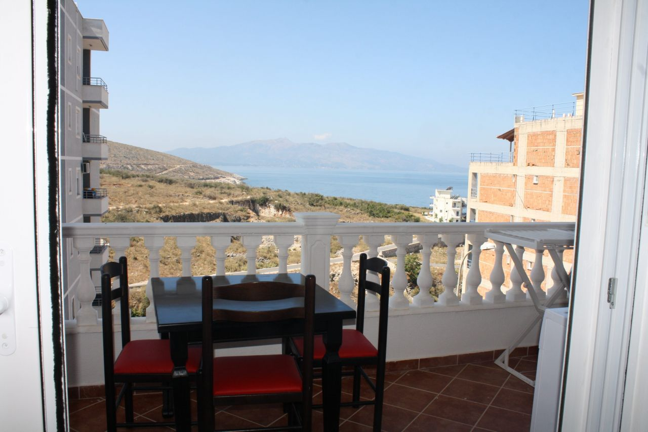 ONE BEDROOM APARTMENTS FOR SALE IN SARANDA , ALBANIA.