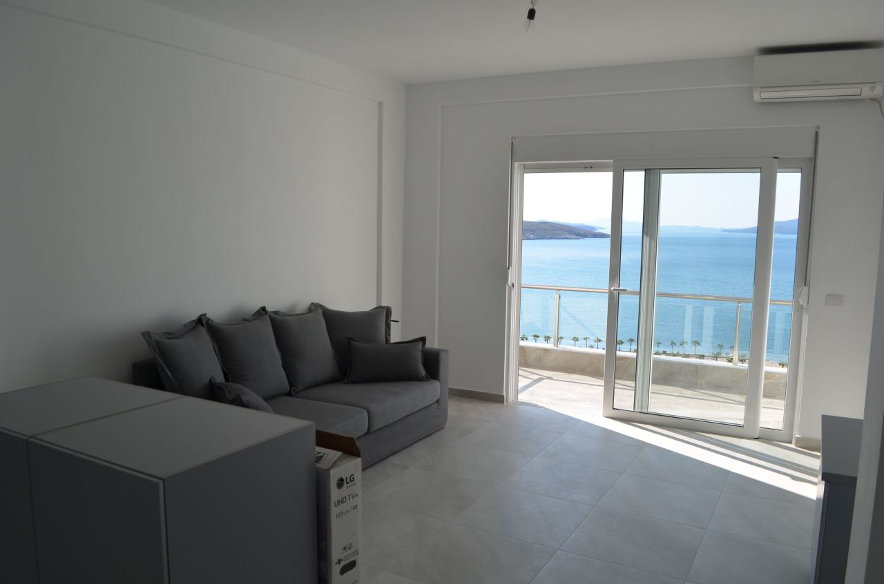 Furnished Apartments in Saranda For Sale
