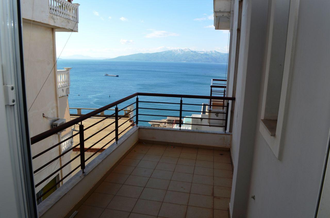 Saranda Real Estate.  Apartment for sale in Saranda, Albania