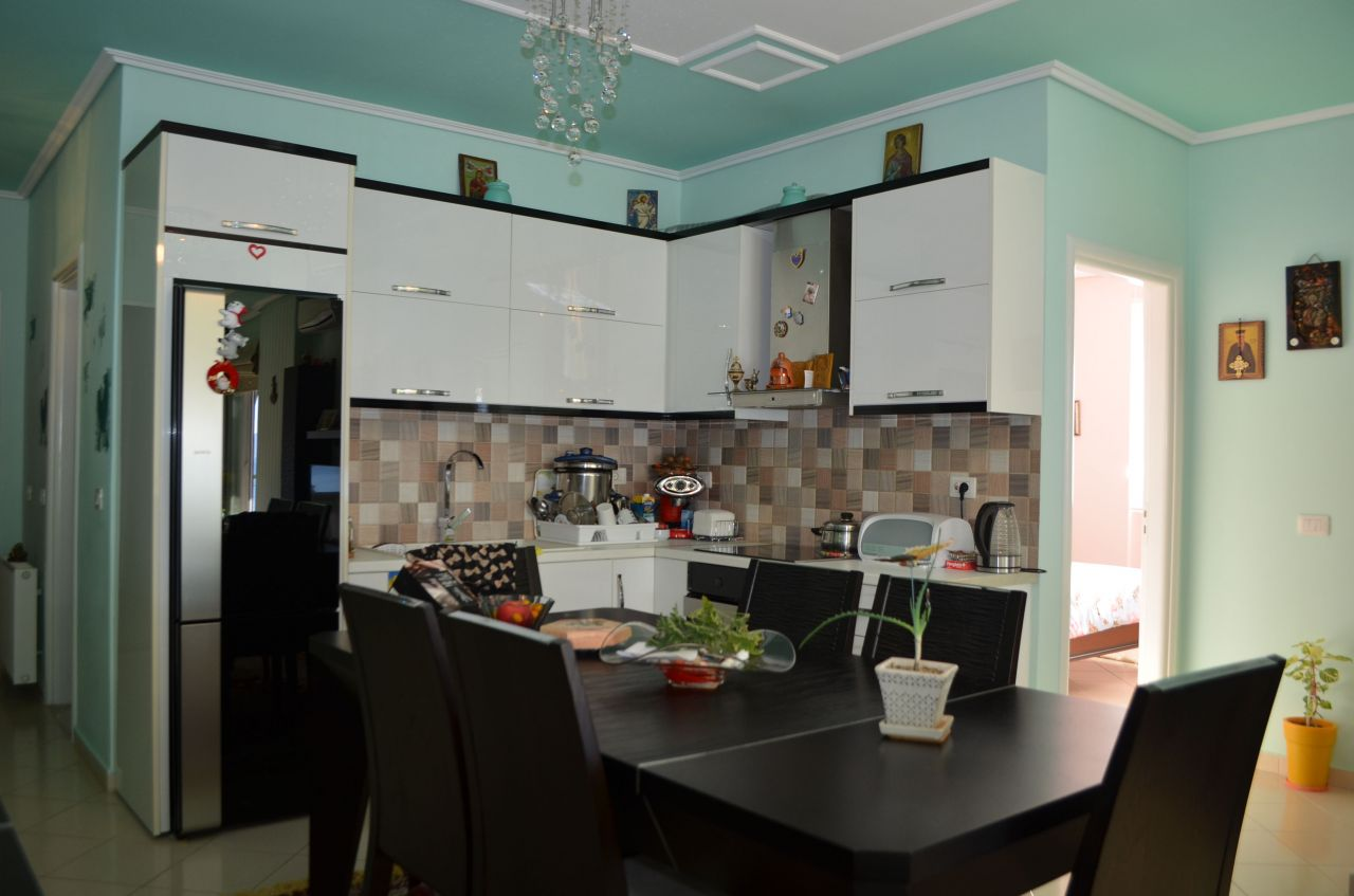 Real Estate in Saranda, Apartment for Sale