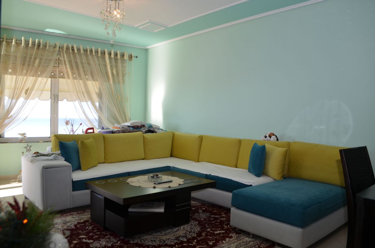A REALLY WONDERFUL APARTMENT IN SARANDA FOR SALE
