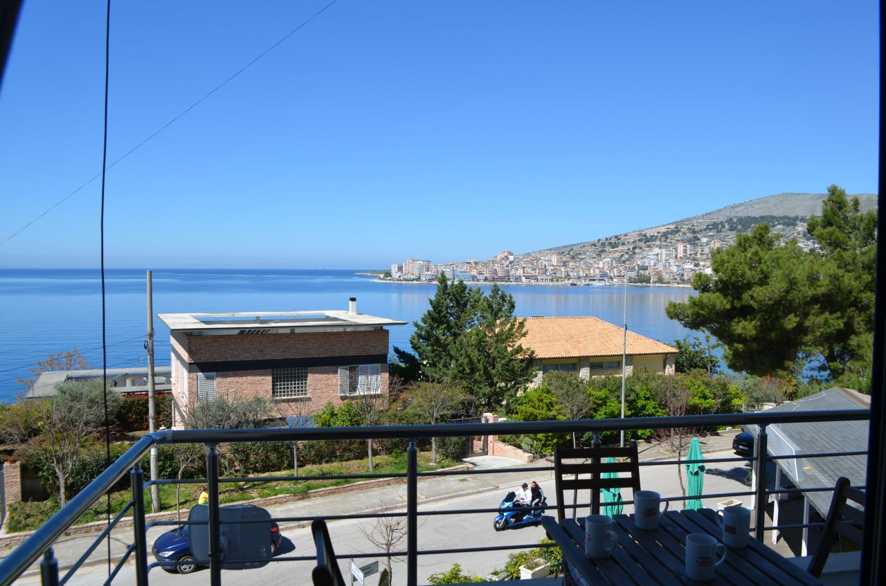Saranda Real Estate.  Apartment for sale in Saranda, Albania