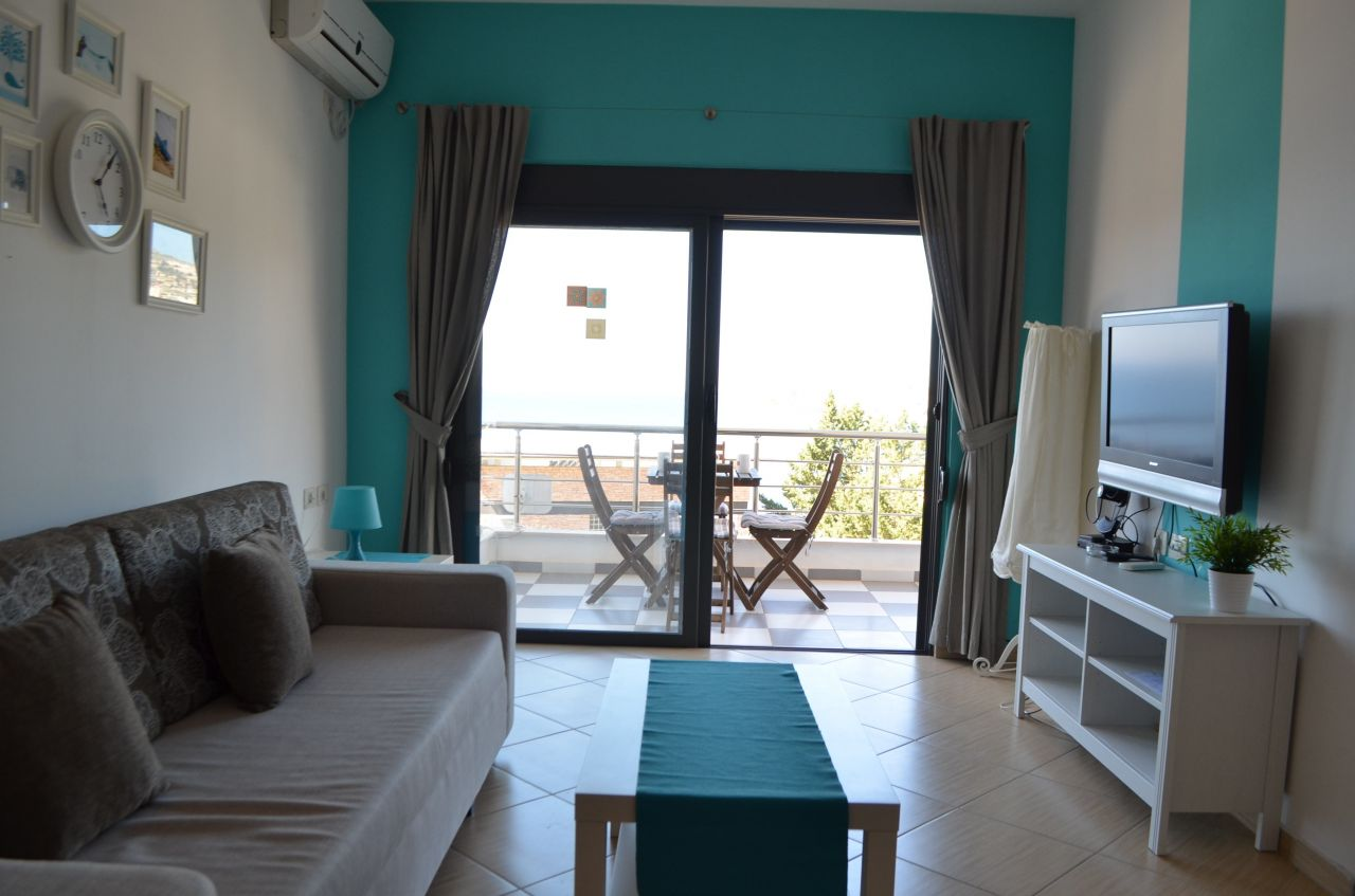 Front line Apartment For Sale In Saranda